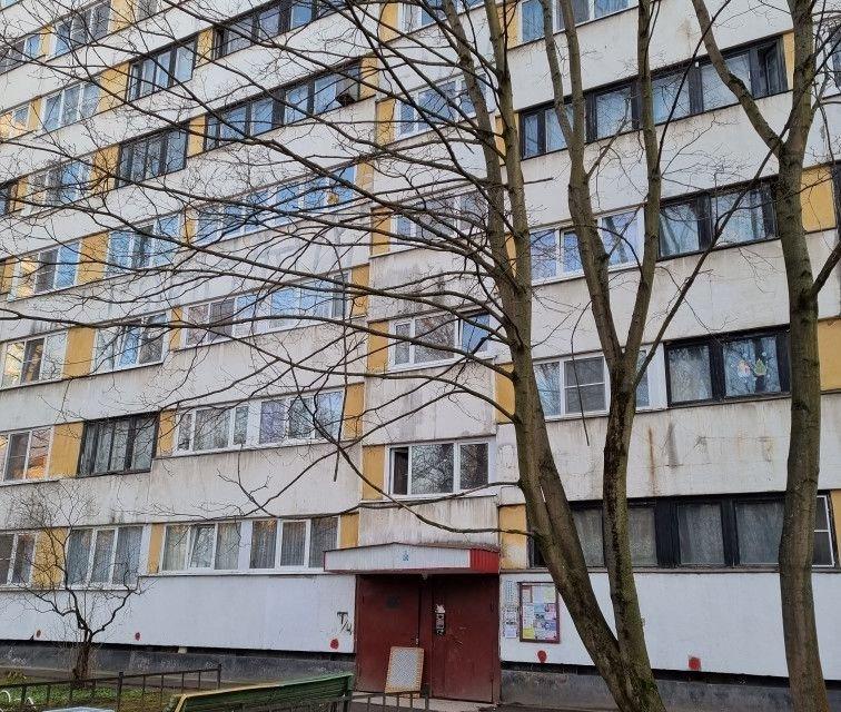 Сиреневый бул., д 8, корпус 1