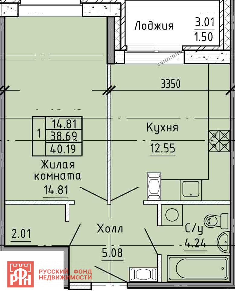 Советский просп., д 39, корпус 1