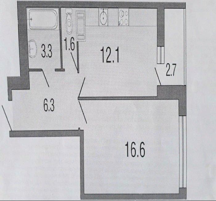 Комендантский просп., д 60, корпус 3