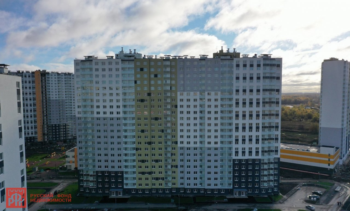 Пейзажная ул., д 4, корпус 3