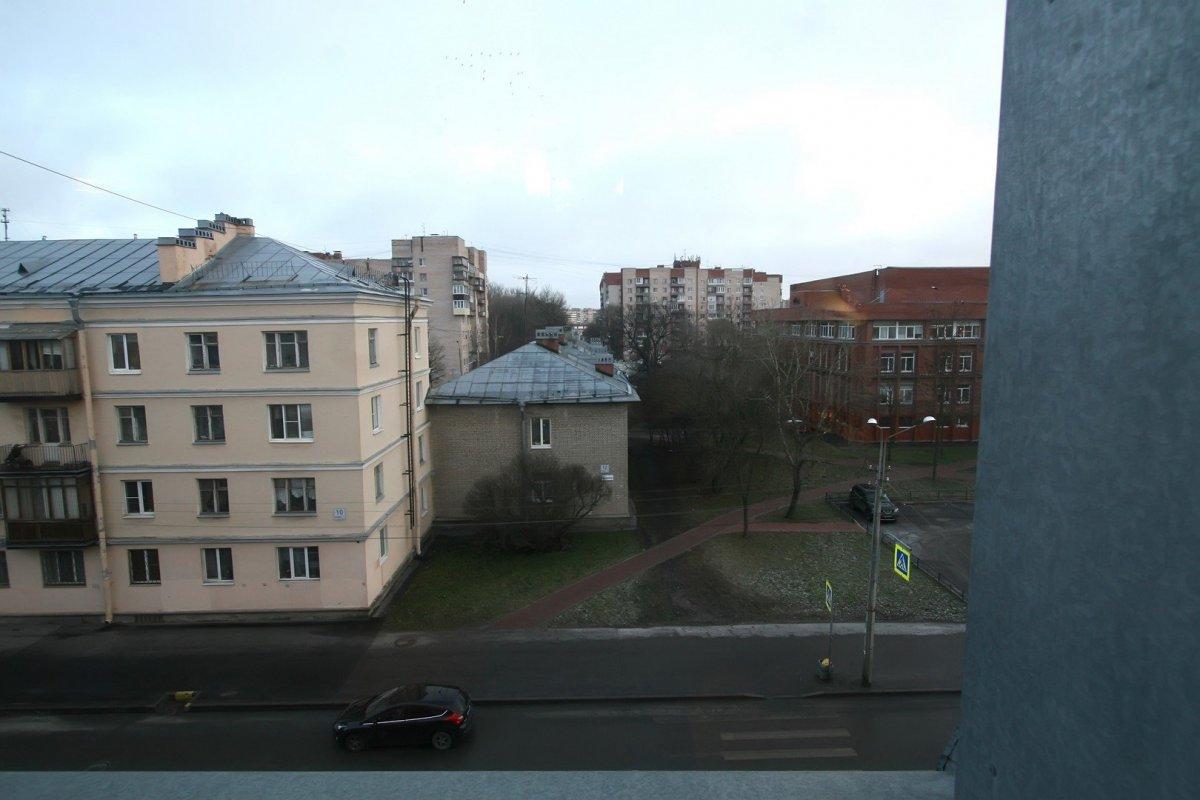 Пограничника Гарькавого ул., д 9,  лит. а