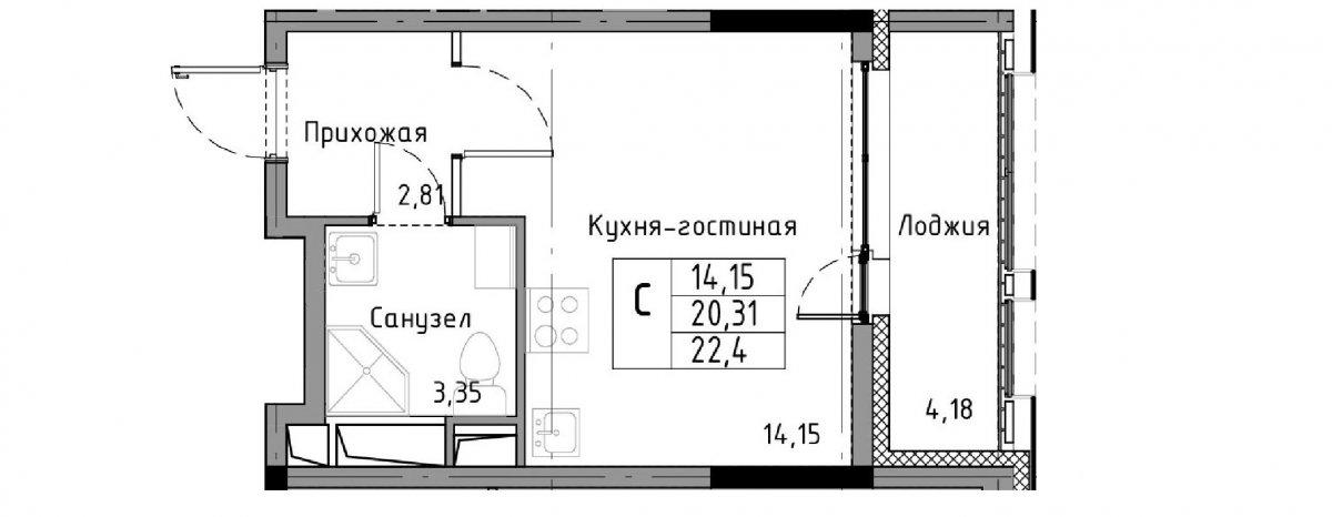 Планерная ул., д 91