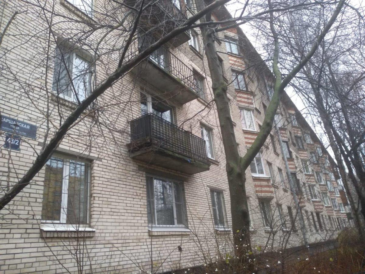 Варшавская ул., д 43, корпус 2