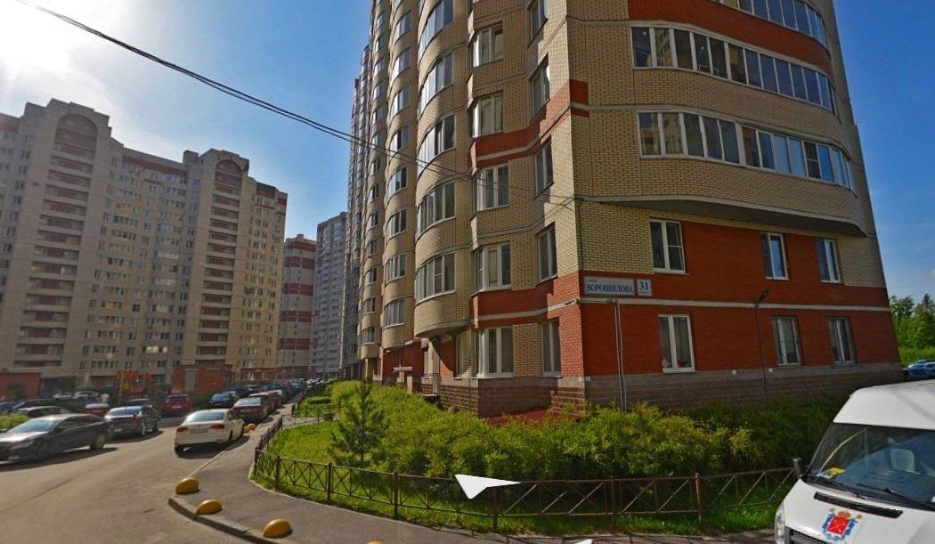 Ворошилова ул., д 31, корпус 1