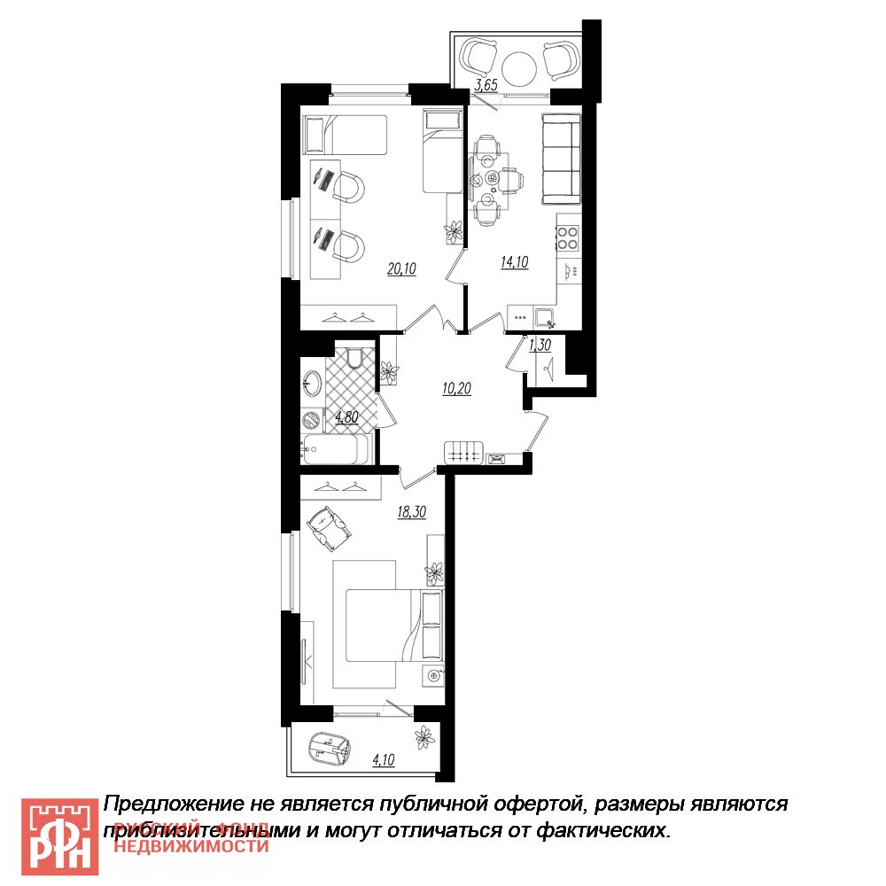 Пулковская ул., д 6, корпус 5,  стр. 1