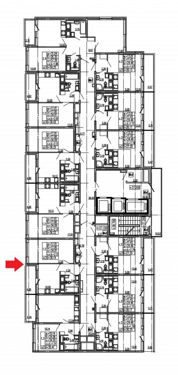 Верхне-Каменская ул., д 3, корпус 1