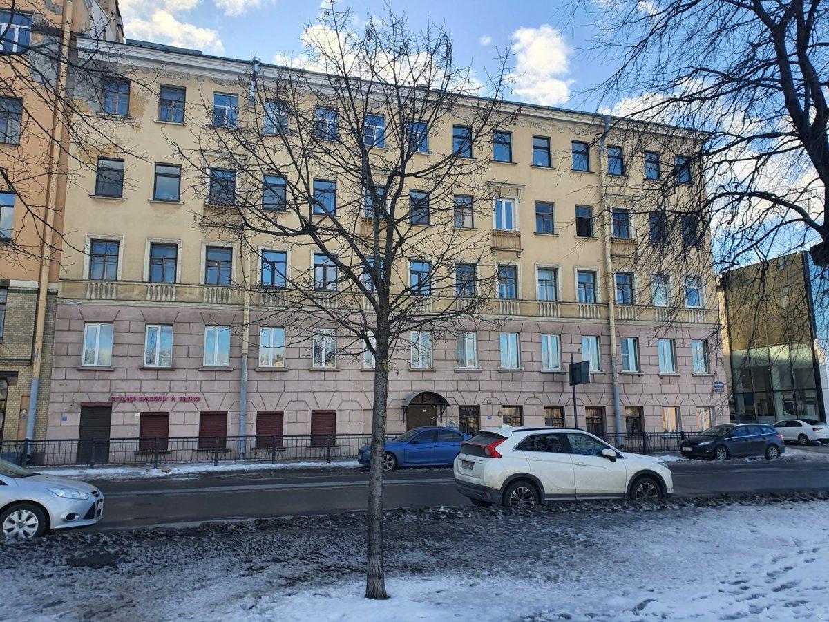 Петроградская наб., д 26-28