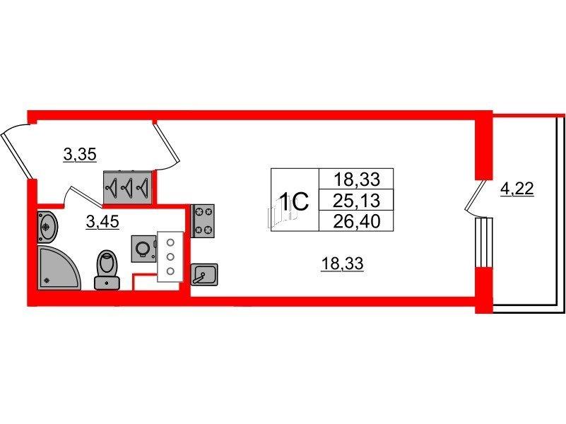 Комендантский просп., д 66, корпус 3