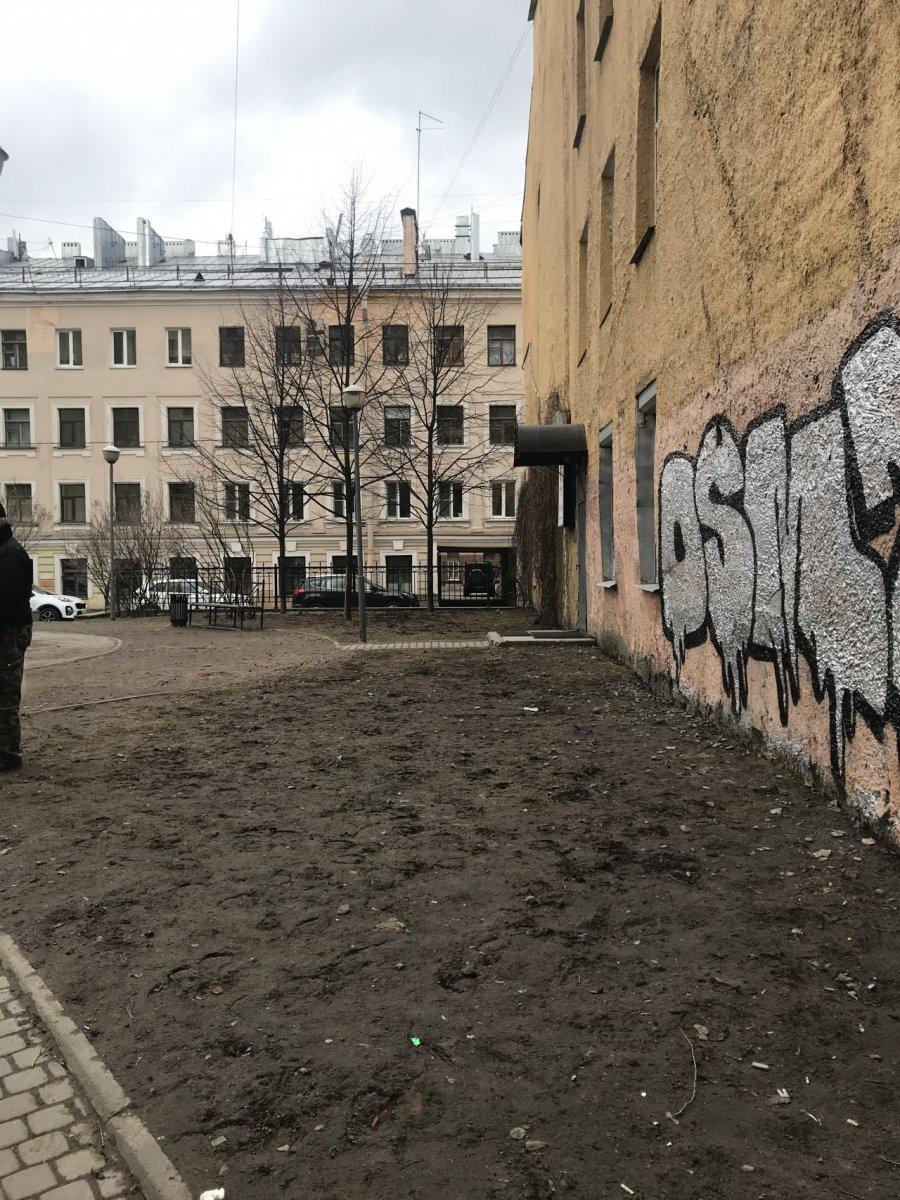 Рубинштейна ул., д 21