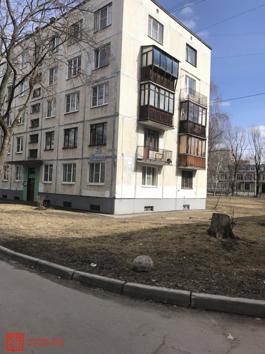 Добровольцев ул., д 40, корпус 2