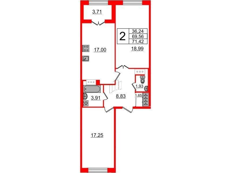 Петровский просп., д 24, корпус 2