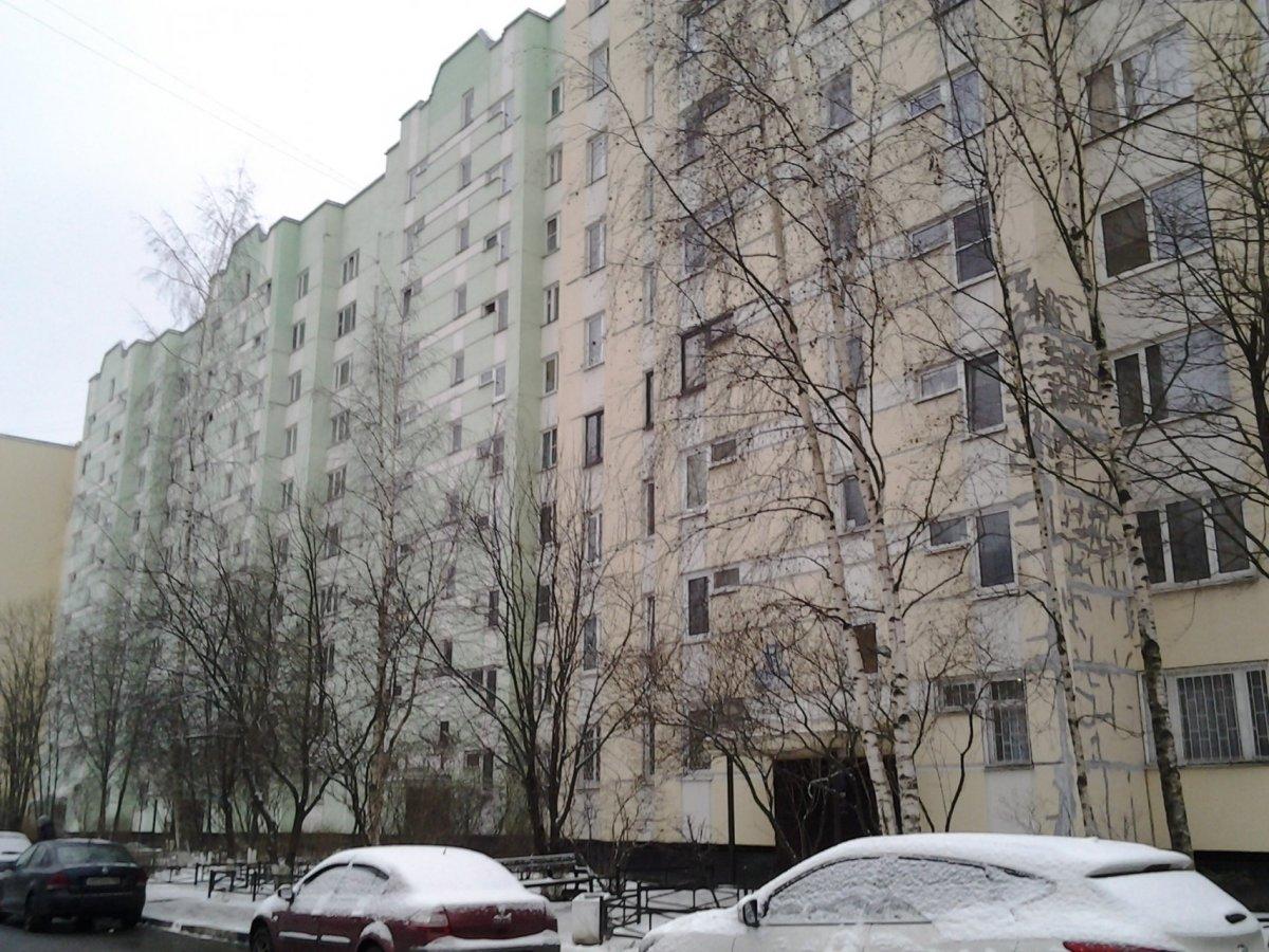 Вербная ул., д 17, корпус 1
