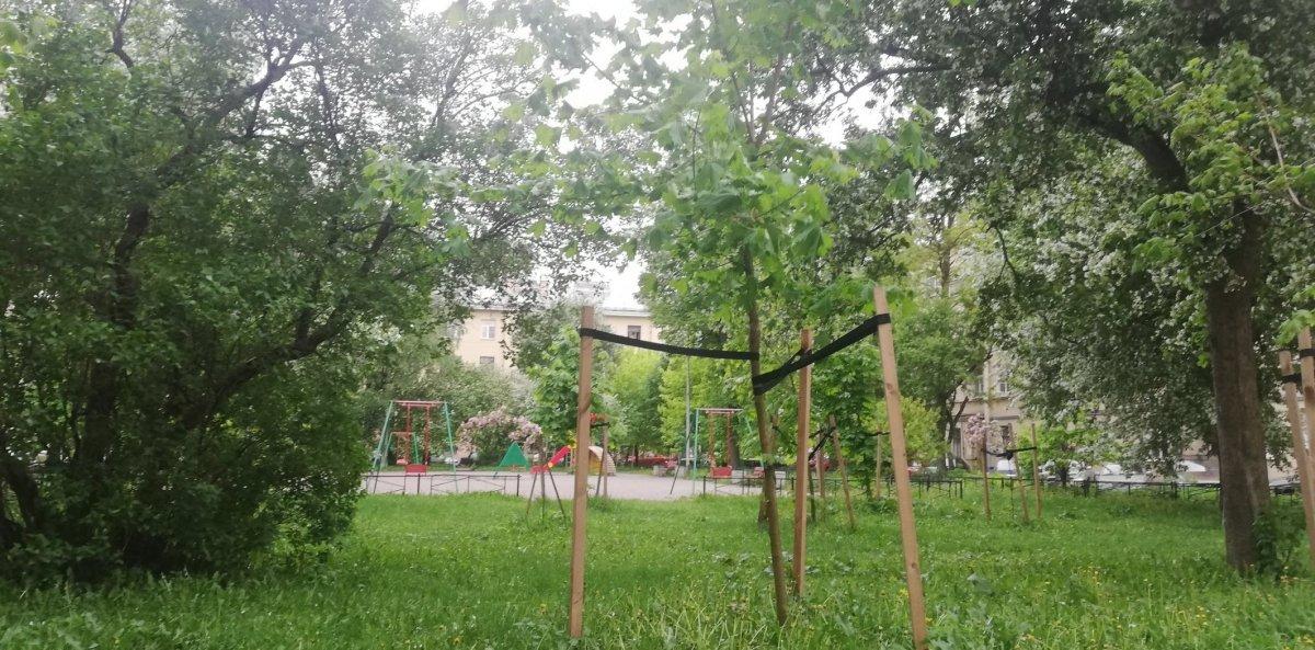 Лесной просп., д 34