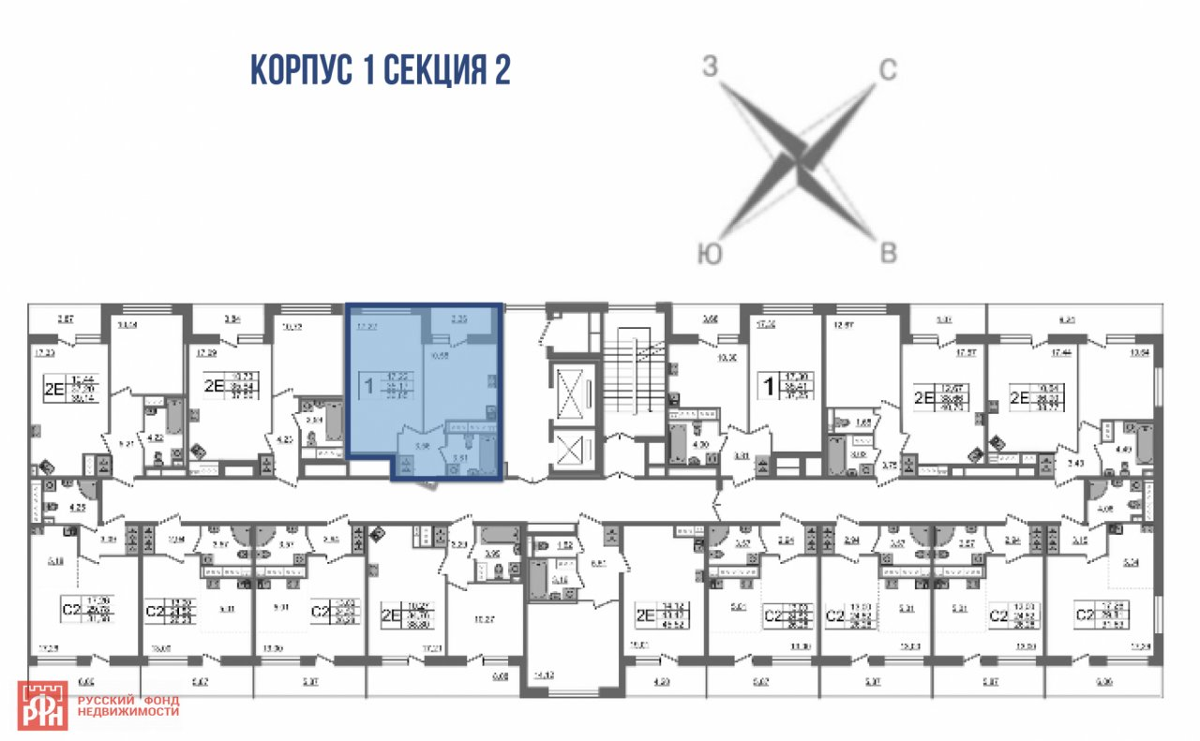 Октябрьская наб., д 34, корпус 2