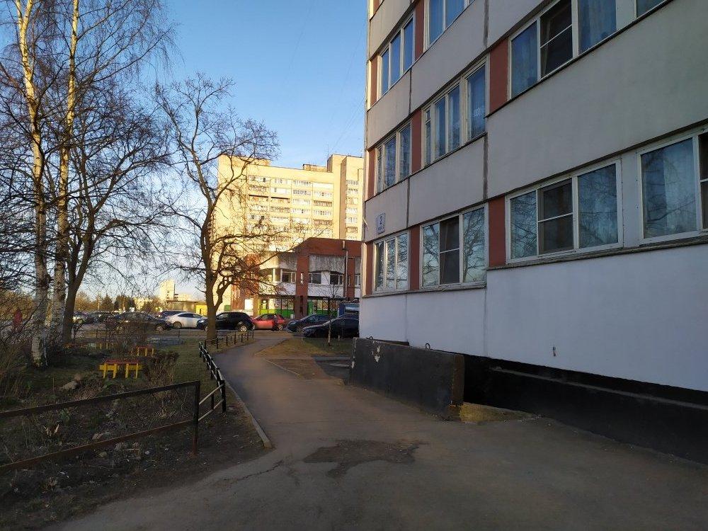 Тамбасова ул., д 2, корпус 2