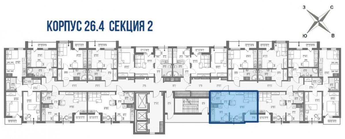 Васнецовский просп., д 17