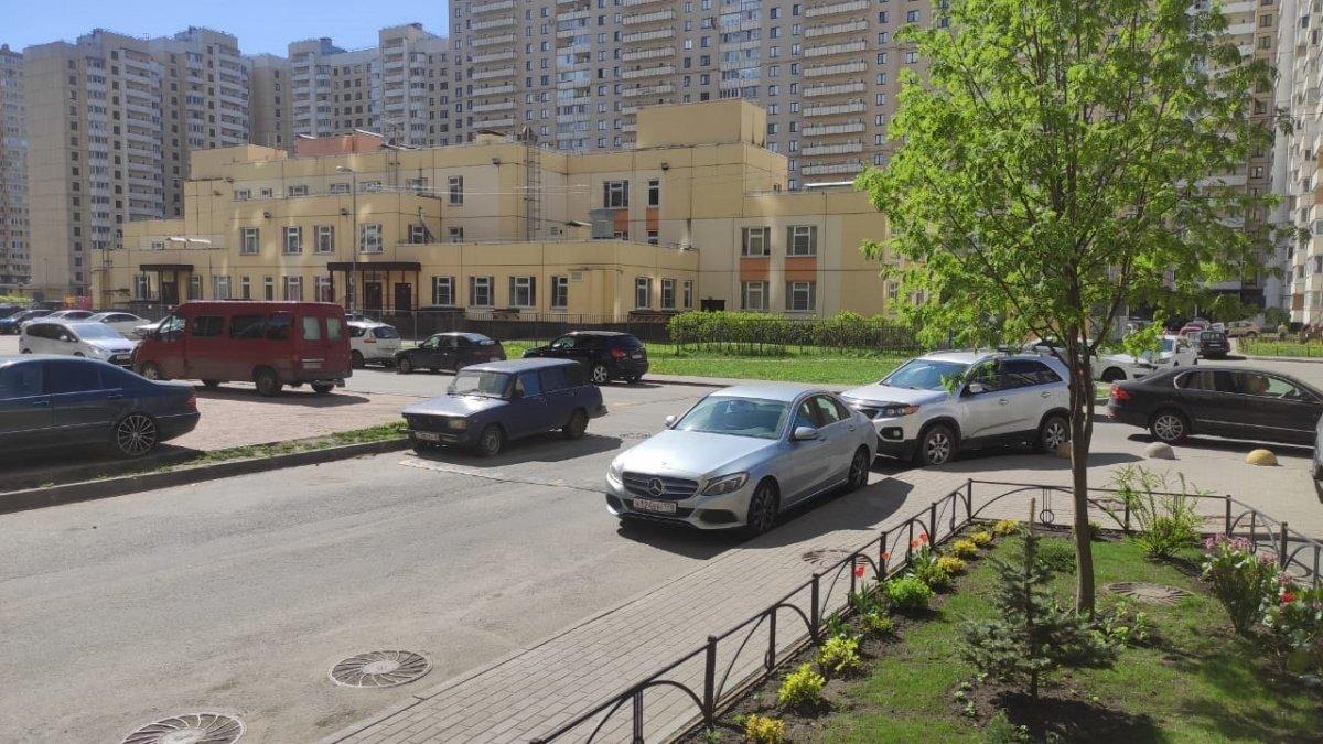 Кузнецова просп., д 14, корпус 1