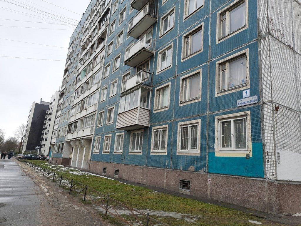 Демьяна Бедного ул., д 1, корпус 1