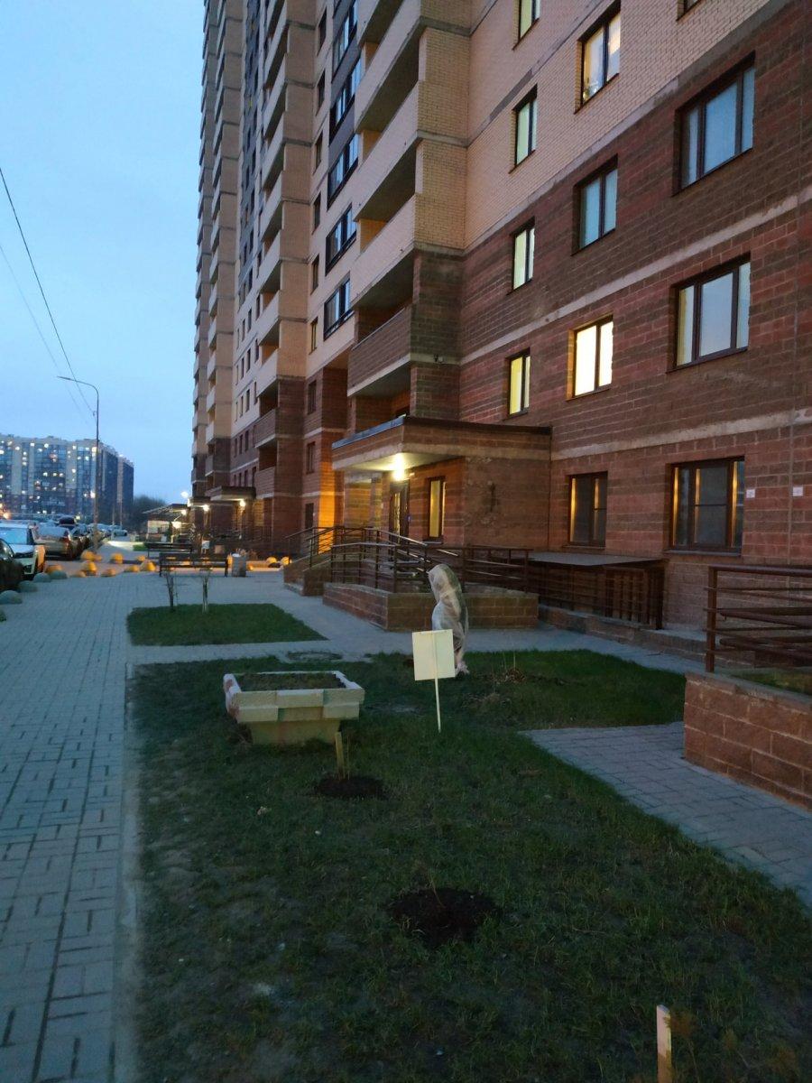 Пулковское шос., д 40, корпус 3