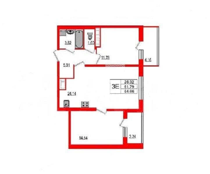 Среднерогатская ул., д 13, корпус 1