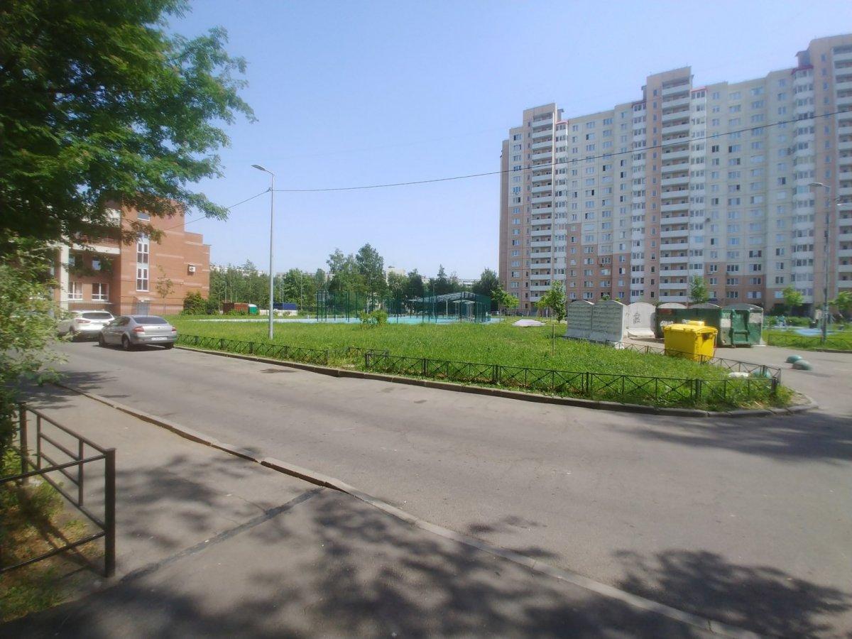 Чудновского ул., д 6, корпус 1
