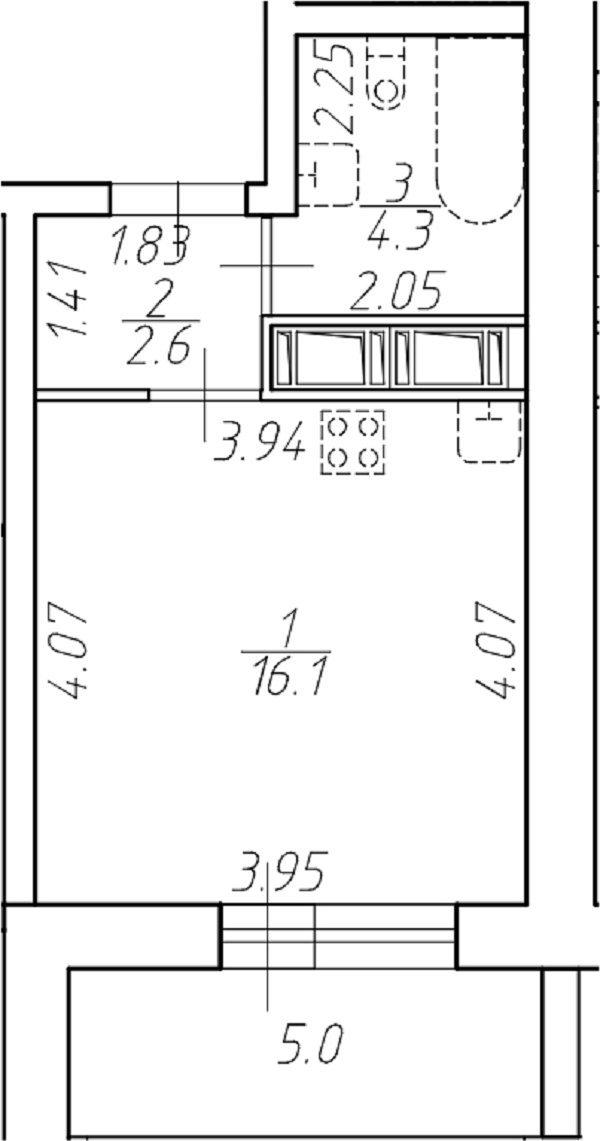 Дизельный пр-зд, д 11, корпус 2