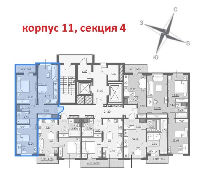 Дыбенко ул., д 5, корпус 1