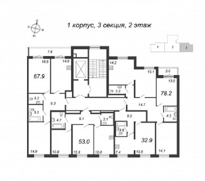 Одоевского ул., д 21, корпус 1