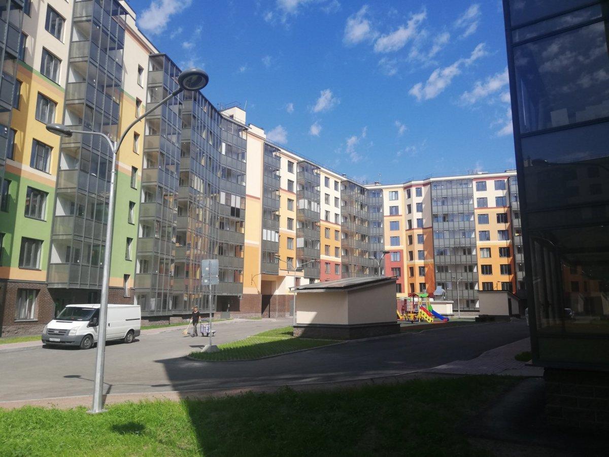 Петергофское шос., д 86, корпус 3