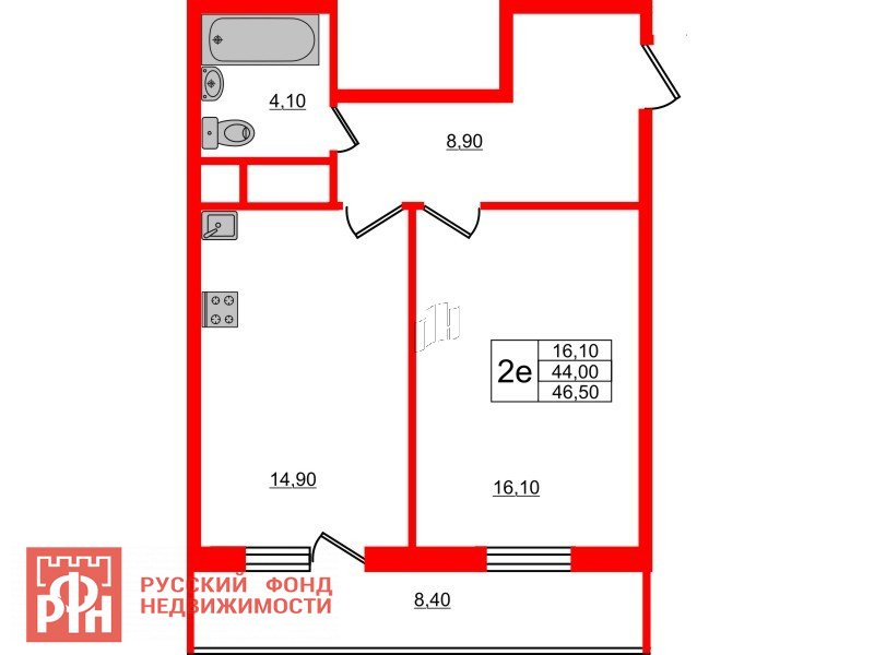 Среднерогатская ул., д 14, корпус 1