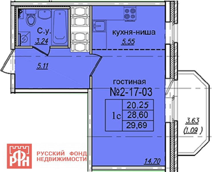 Советский просп., д 12, корпус 1