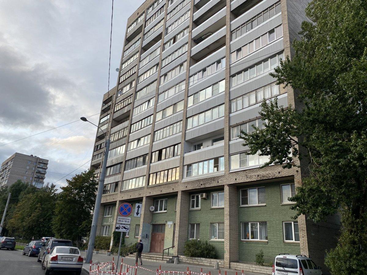 Среднеохтинский просп., д 57