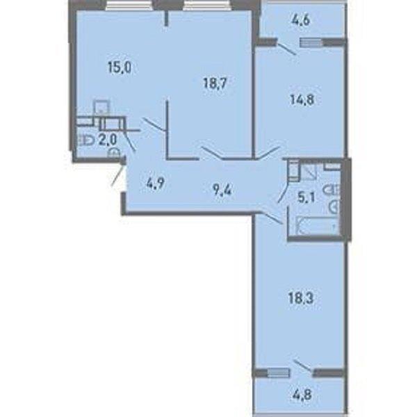 Ленинский просп., д 43