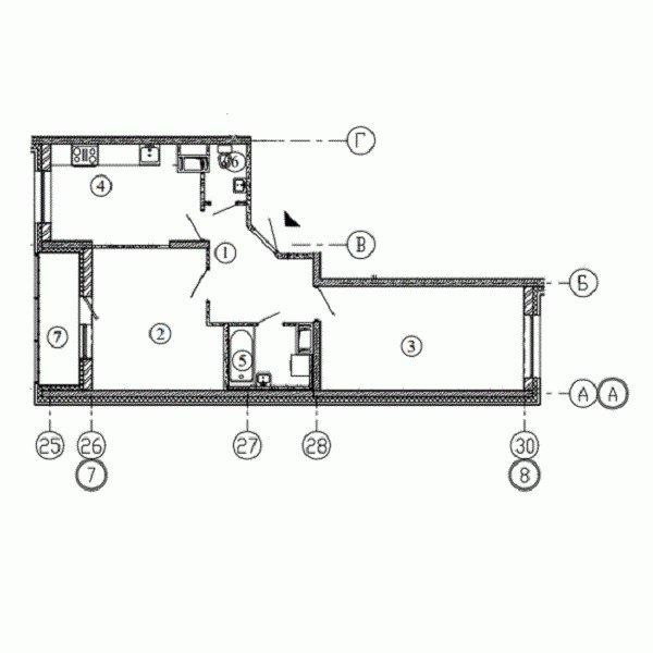 Русановская ул., д 19, корпус 2