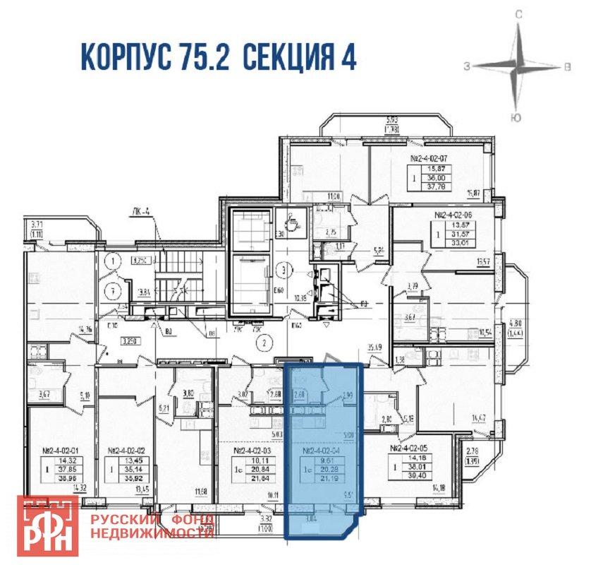 Советский просп., д 16,  стр. 16