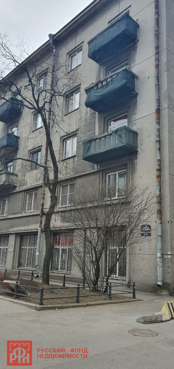 Красного Текстильщика ул., д 9-11,  лит. А