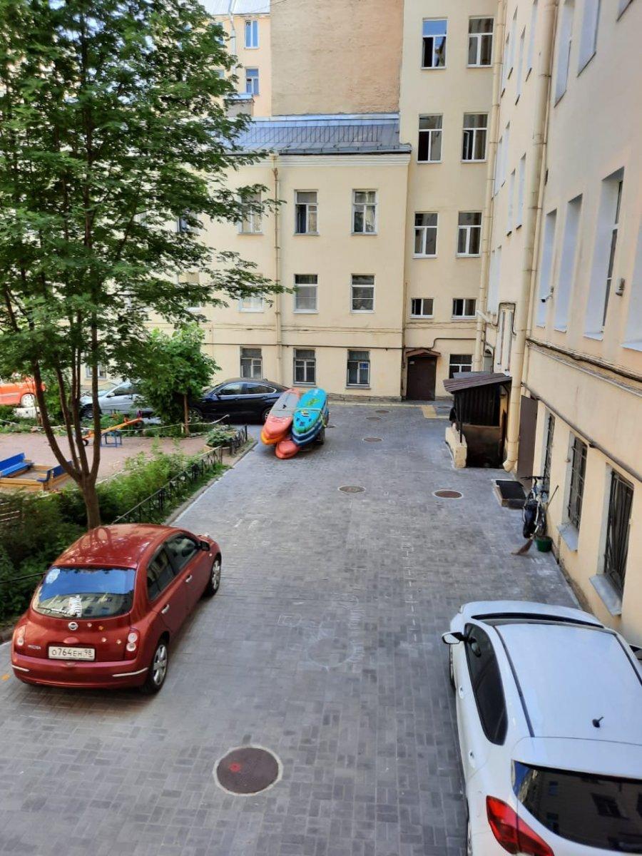 Казначейская ул., д 5