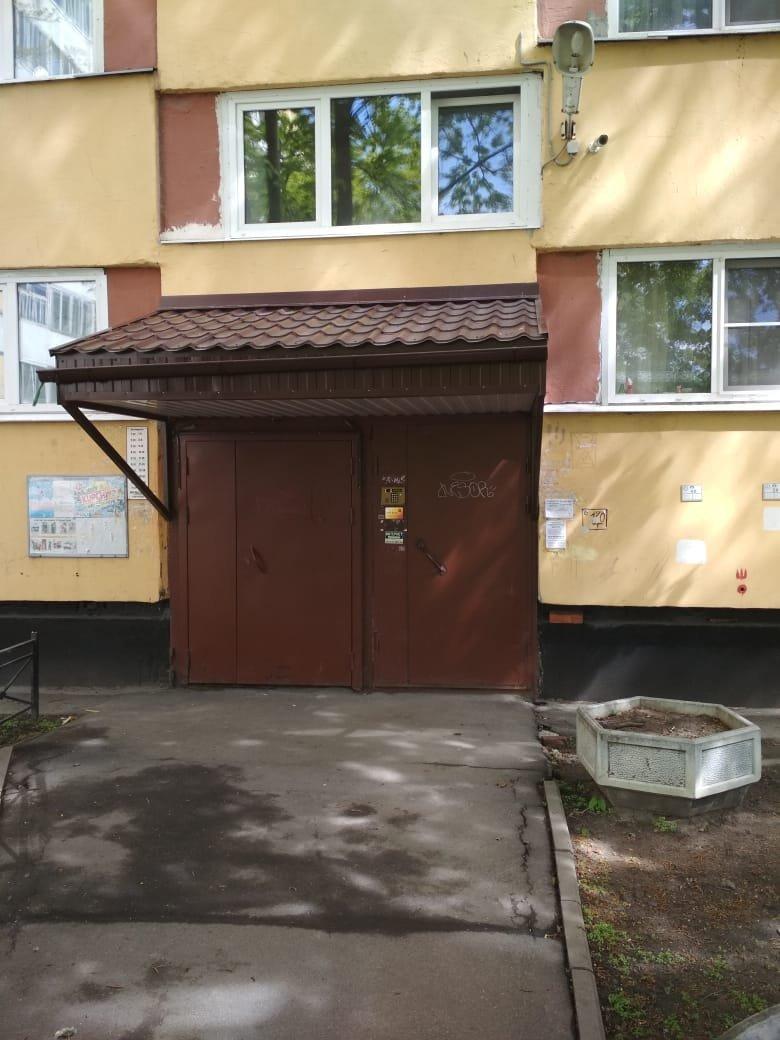 Зины Портновой ул., д 25, корпус 1