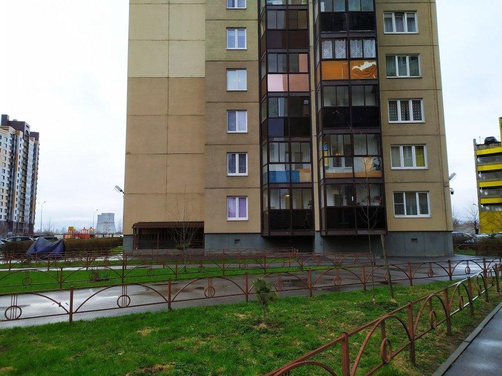 Кузнецова просп., д 10, корпус 1