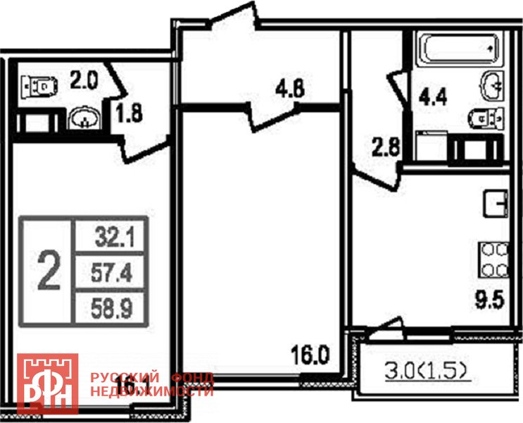 Архивная ул., д 11, корпус 3