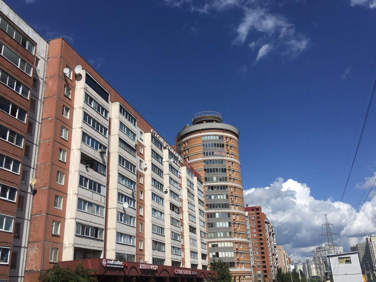 Гаккелевская ул., д 20, корпус 1