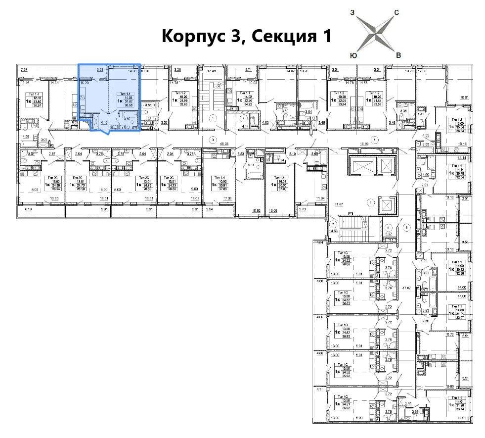 Октябрьская наб., д 34, корпус 5