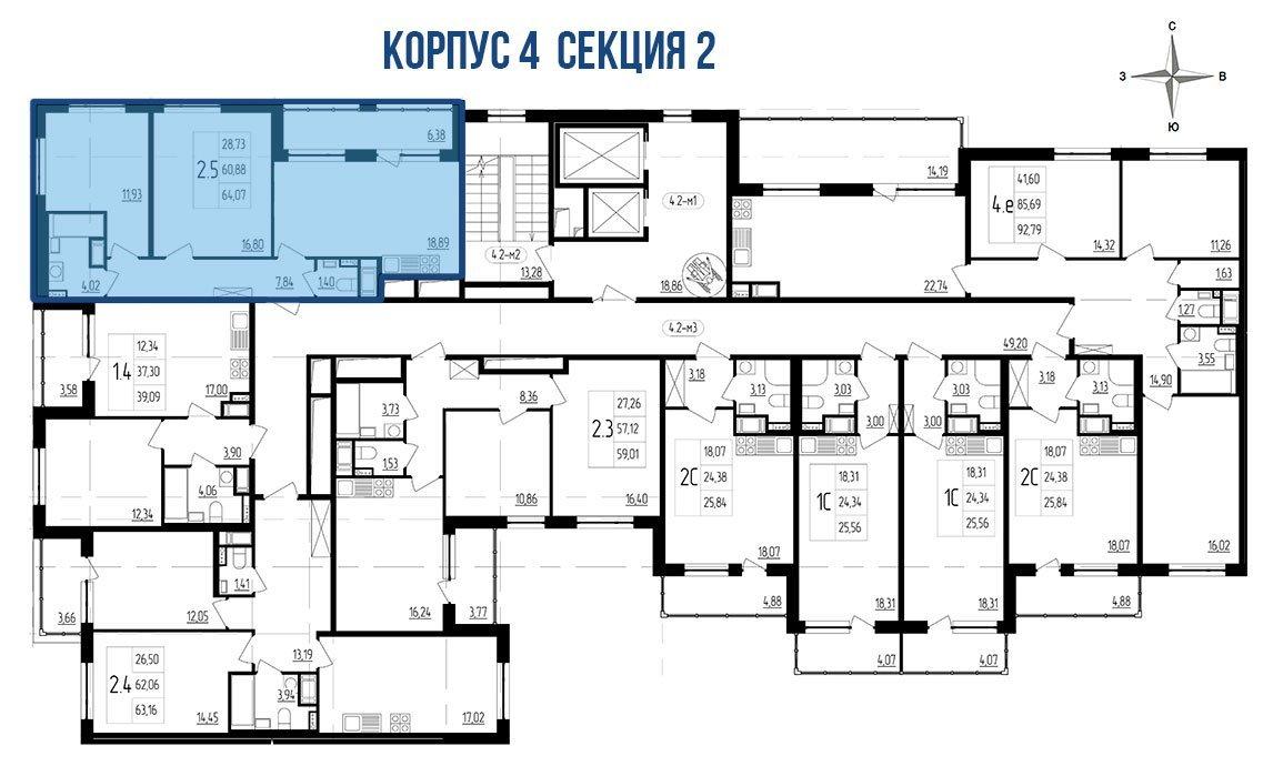 Торфяная дор., д 17, корпус 2