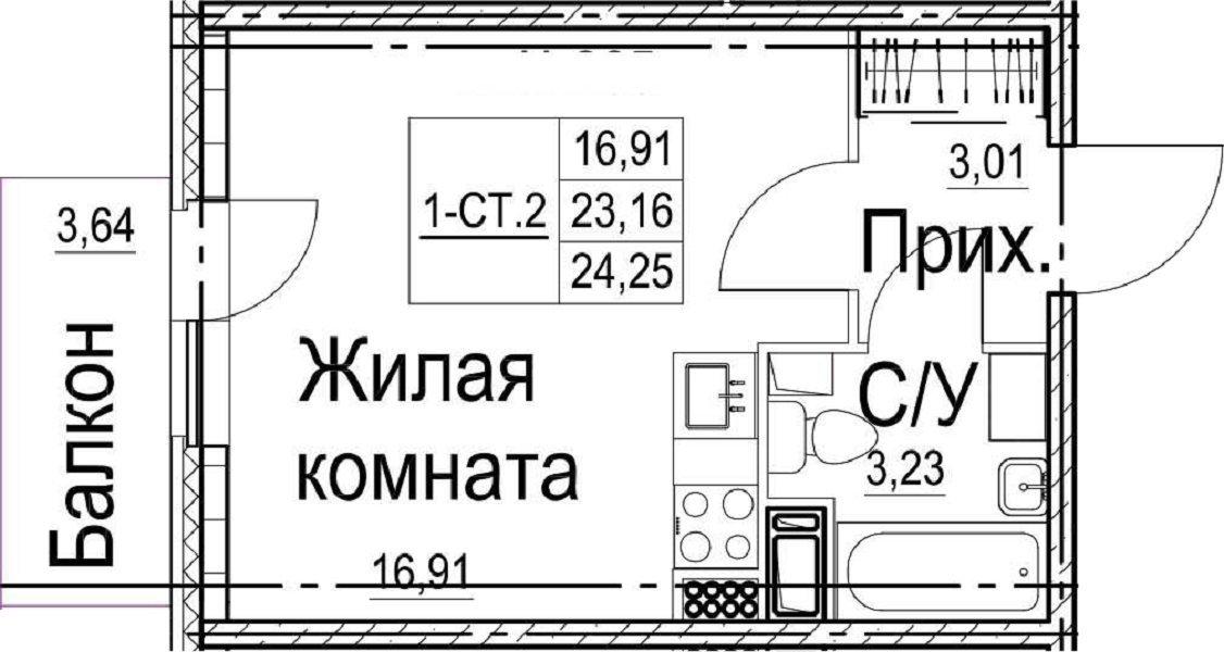 Среднерогатская ул., д 16