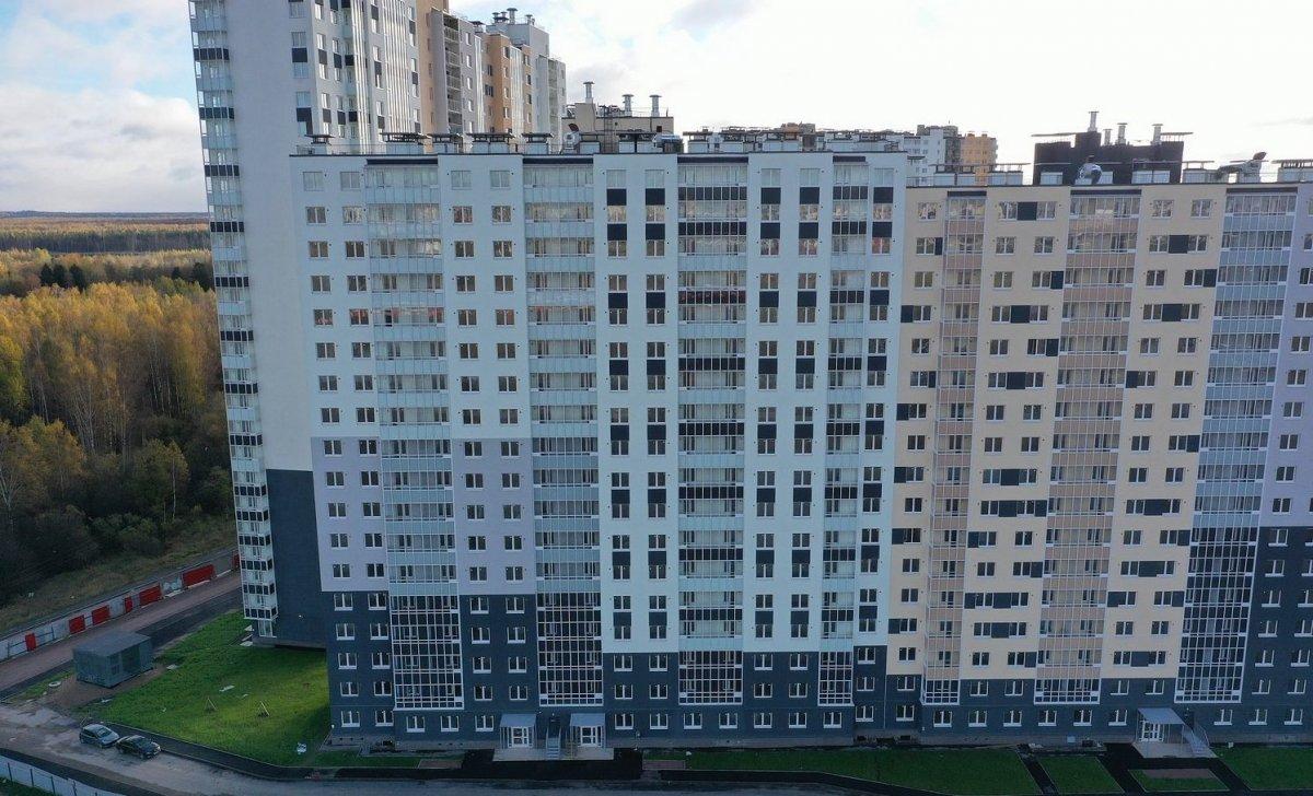 Пейзажная ул., д 18, корпус 2