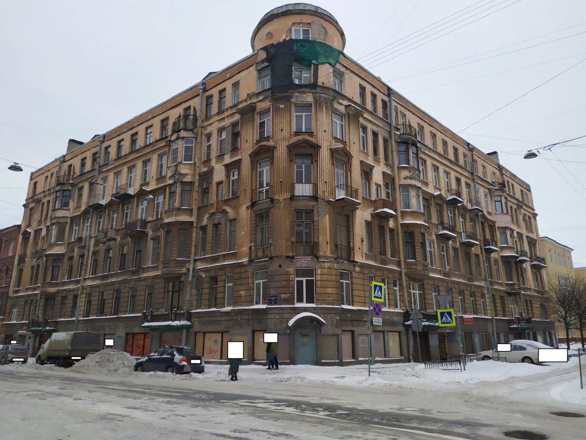 9-я Советская ул., д 39/24,  лит. А