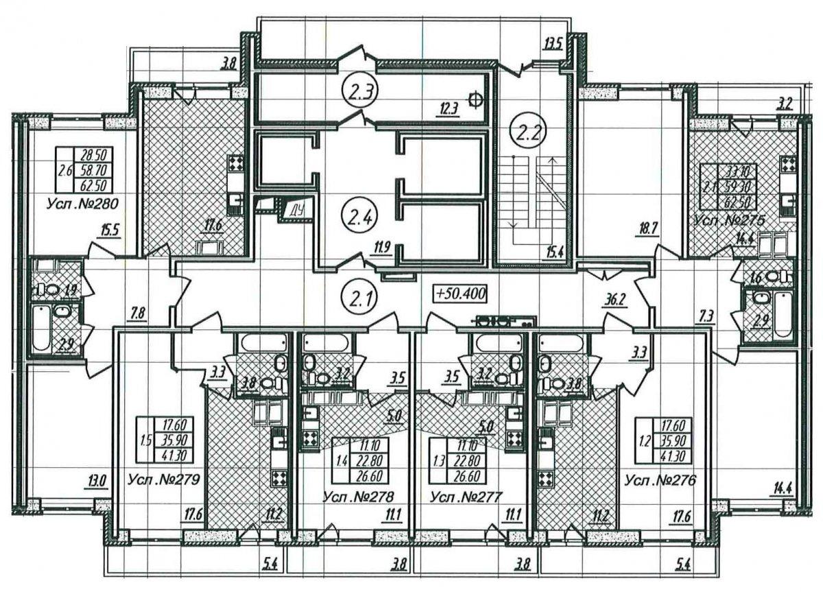 Русановская ул., д 18, корпус 1