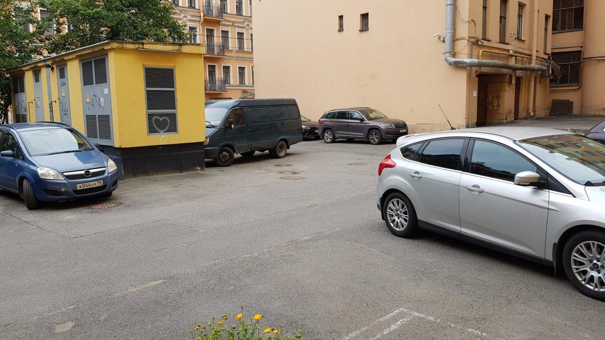 Большая Зеленина ул., д 4