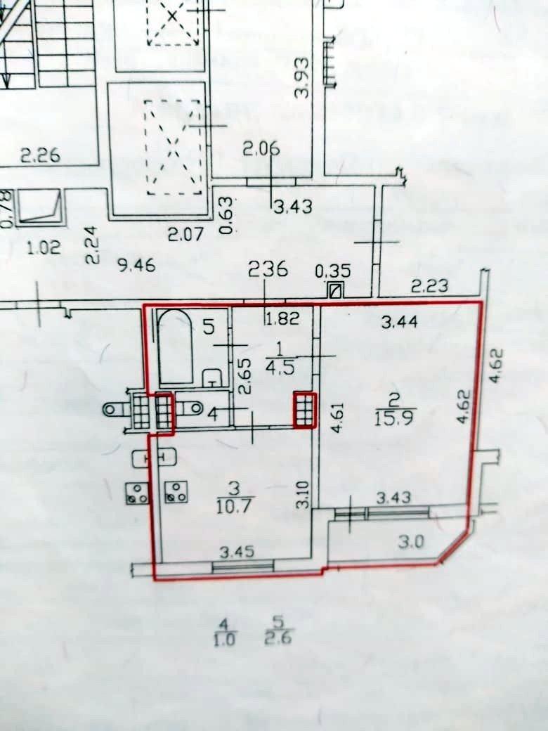 Шуваловский просп., д 88, корпус 1