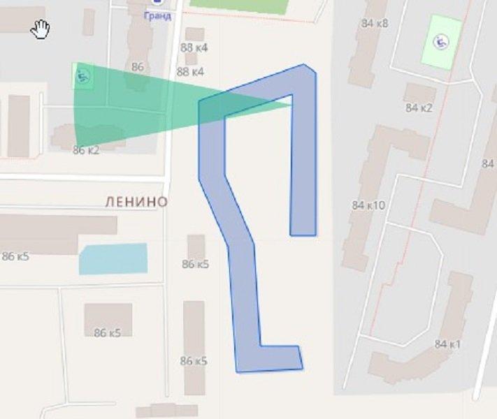 Петергофское шос., д 86, корпус 3,  стр. 1